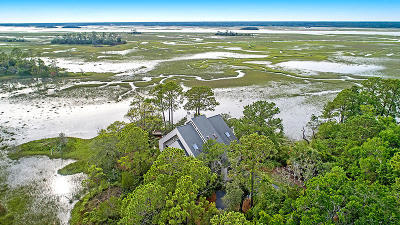 Single Family Home For Sale: 121 Spartina Court
