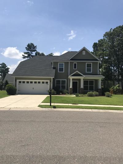 Charleston County, Berkeley County, Dorchester County Single Family Home For Sale: 248 Devonshire Drive