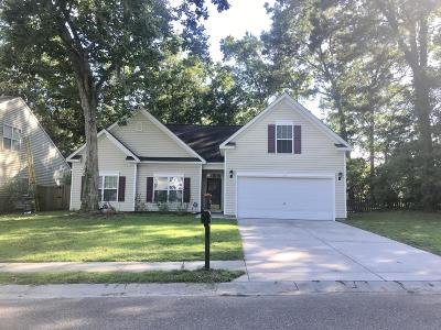 Charleston County, Berkeley County, Dorchester County Single Family Home For Sale: 9679 Pebble Creek Boulevard