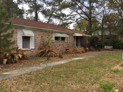 Mount Pleasant Single Family Home Contingent: 3718 Marginal Road