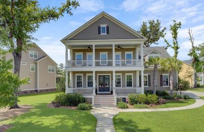 Mount Pleasant SC Single Family Home For Sale: $750,000