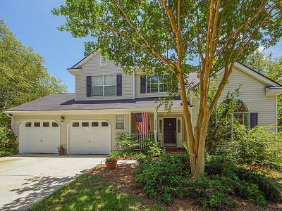 Single Family Home Contingent: 1232 Wild Olive Drive