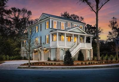 Mount Pleasant SC Single Family Home For Sale: $1,445,000