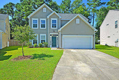Goose Creek Single Family Home For Sale: 549 Brick Barn Lane
