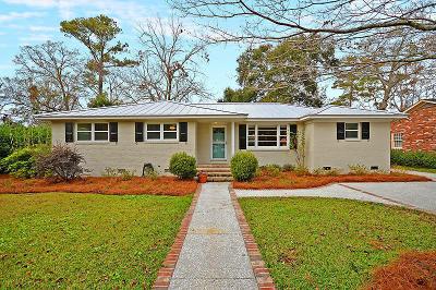 Mount Pleasant Single Family Home For Sale: 944 Kincade Drive