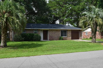 North Charleston Single Family Home For Sale: 7708 Nellview Drive
