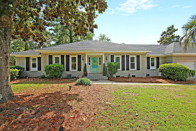 Summerville Single Family Home For Sale: 110 Axtell Drive