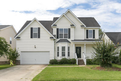 Summerville Single Family Home For Sale: 138 Antebellum Way