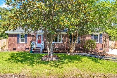 Goose Creek Single Family Home Contingent: 133 Gator Drive