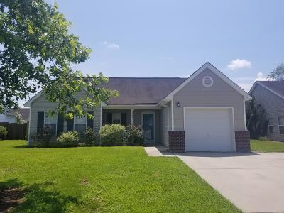 Summerville Single Family Home For Sale: 211 Barnwell Street