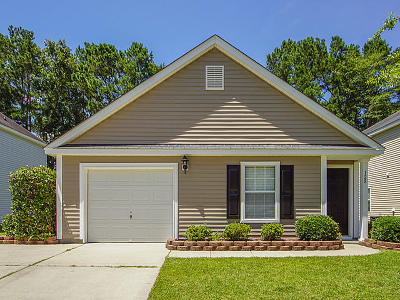 Summerville Single Family Home For Sale: 128 Venice Street