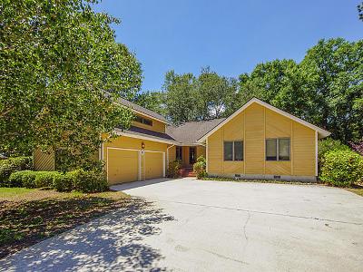 Mount Pleasant Single Family Home Contingent: 713 Bradburn Drive