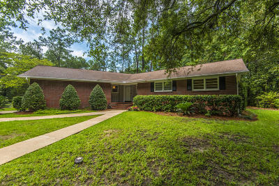 West Ashley Plantation Single Family Home For Sale: 1854 Hutton Court