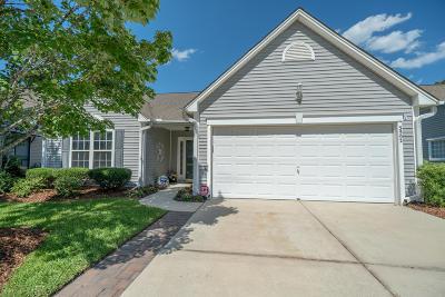Mount Pleasant Single Family Home For Sale: 3502 Ashwycke Street