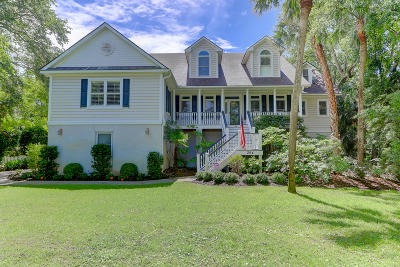 Isle Of Palms Single Family Home For Sale: 294 Forest Trail