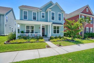 Single Family Home Contingent: 4294 William E Murray Boulevard