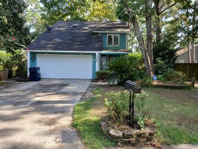 North Charleston Single Family Home Contingent: 100 Scottswood Drive
