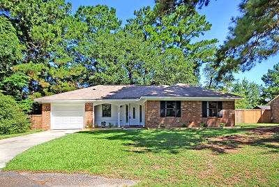 Ladson Single Family Home Contingent: 1322 Maryland Dr