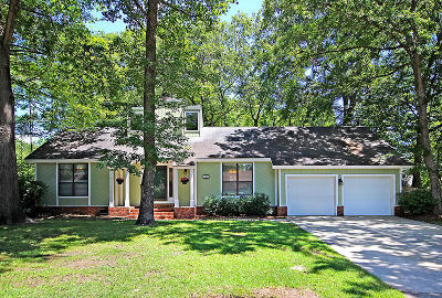 Goose Creek Single Family Home For Sale: 109 Southwold Cir
