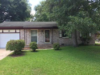 Goose Creek Single Family Home Contingent: 305 Holly Ave Avenue