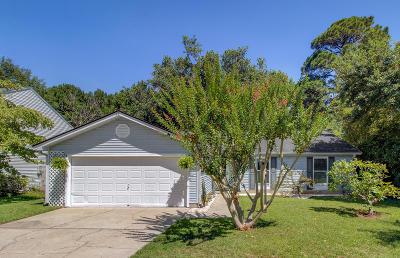 Mount Pleasant Single Family Home Contingent: 2083 Presidio Drive