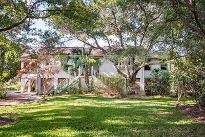 Single Family Home For Sale: 1402 Marshwind Island Road