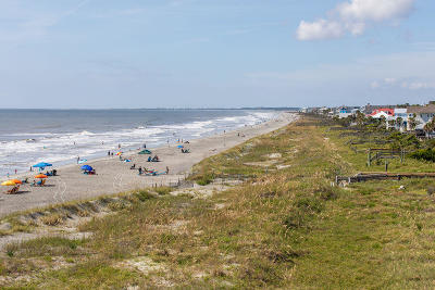 Folly Beach SC Attached For Sale: $1,069,000