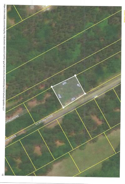 Residential Lots & Land For Sale: 2140 McNeil Washington Road