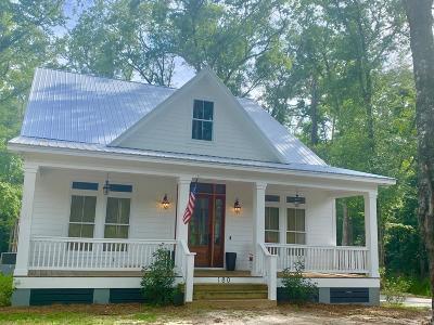 Walterboro Single Family Home Contingent: 180 Plantation Lane