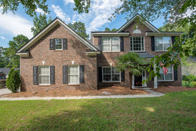 Summerville Single Family Home For Sale: 555 Pointe Of Oaks Road