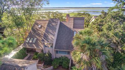 Kiawah Island Single Family Home For Sale: 177 Marsh Hawk Lane
