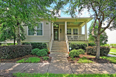 Charleston Single Family Home Contingent: 6060 Grand Council Street