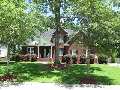 North Charleston Single Family Home For Sale: 8312 Dye Makers Ridge