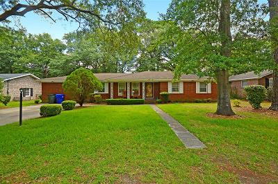 Sandhurst Single Family Home For Sale: 1204 Orange Branch Road