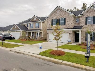 Summerville Single Family Home Contingent: 404 Sanctuary Park Drive