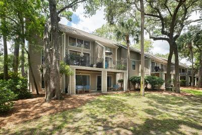 Johns Island Attached For Sale: 162 High Hammock Villas