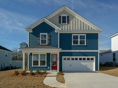 Moncks Corner Single Family Home For Sale: 103 Barbour Court