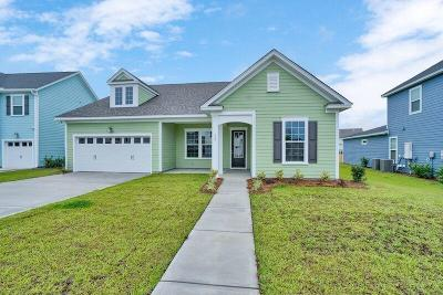 Moncks Corner Single Family Home For Sale: 127 Ricewood Lane