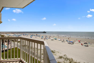 Folly Beach SC Attached Contingent: $899,000