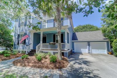 Charleston Single Family Home Contingent: 2209 Daniel Island Drive