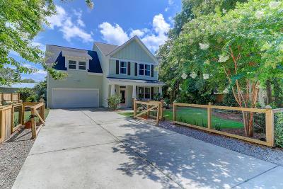 Charleston Single Family Home For Sale: 2009 Frampton Avenue