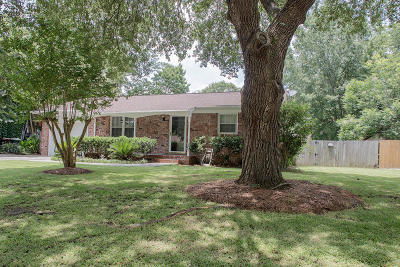 Goose Creek Single Family Home Contingent: 107 Whitner Court