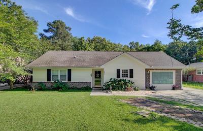 Goose Creek Single Family Home Contingent: 231 N Pandora Drive
