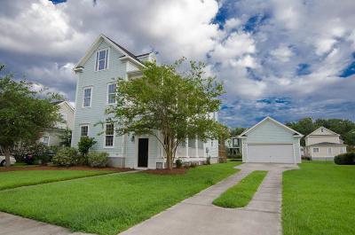 Legend Oaks Plantation Single Family Home For Sale: 107 Heart Pine Circle
