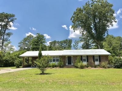 Walterboro Single Family Home For Sale: 107 Opal Drive