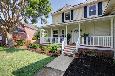 Mount Pleasant Single Family Home For Sale: 2036 Middleburg Lane