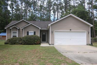 Walterboro Single Family Home For Sale: 422 Hazel Street