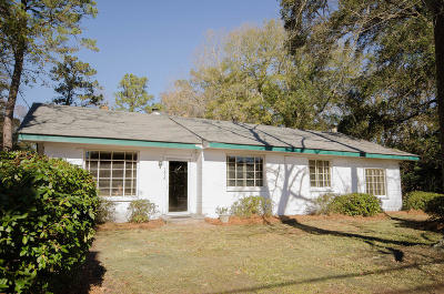 James Island Single Family Home For Sale: 1618 Harbor View Road