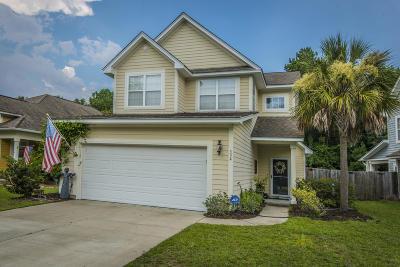 Charleston Single Family Home For Sale: 334 Cypress Walk Way