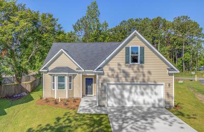 Goose Creek Single Family Home For Sale: 135 Egret Lane